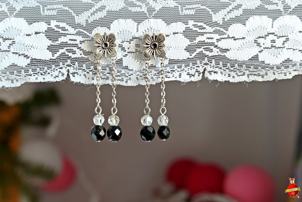 "earrings ""Gracia"""