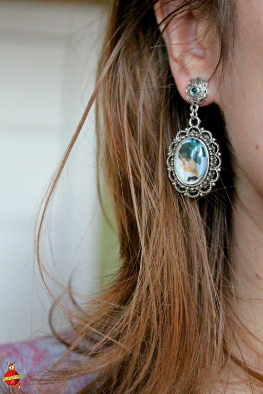 "earrings ""Vintage"""