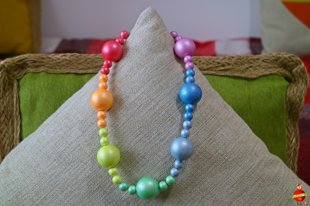 Rainbow neckless