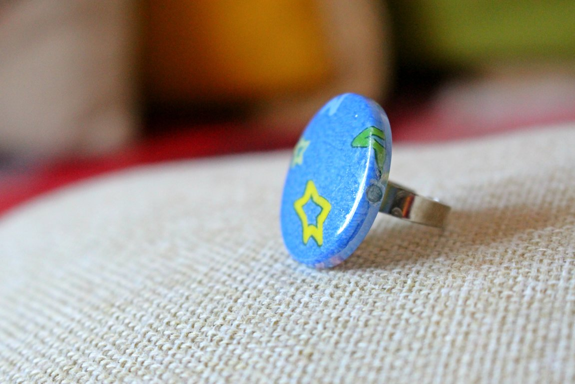 "ring ""Little prince"""