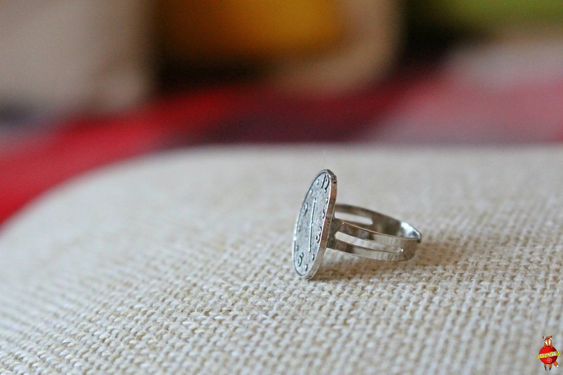 "ring ""The Persistence of Memory"""